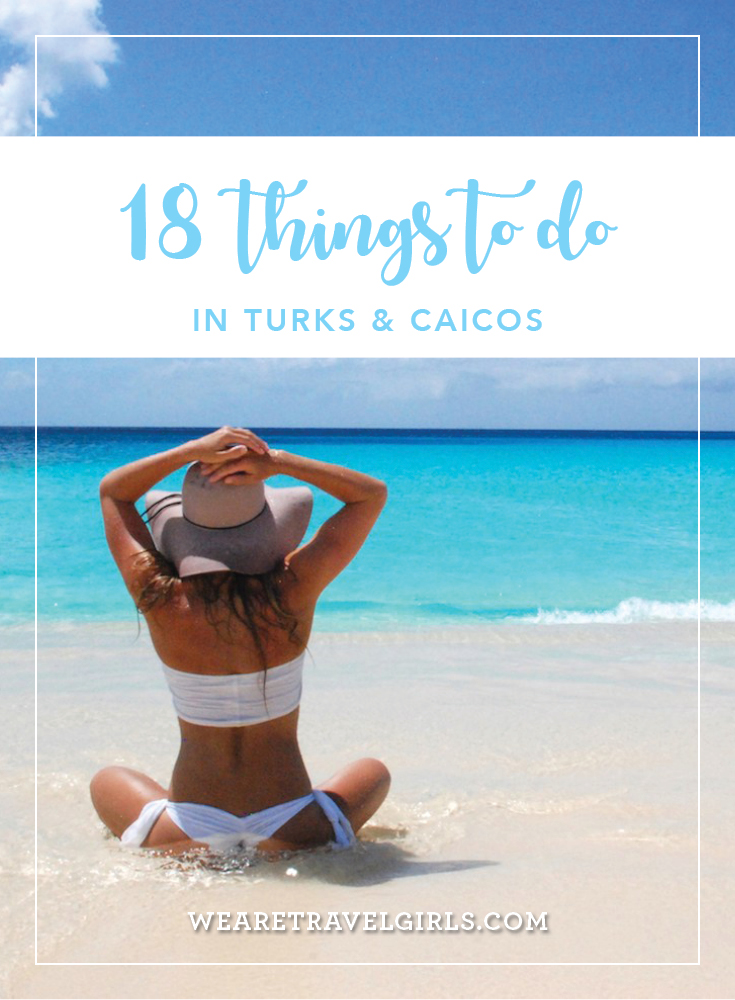 18 Things To Do In Turks & Caicos