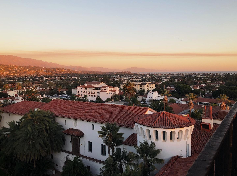 Santa Barbara Bucketlist