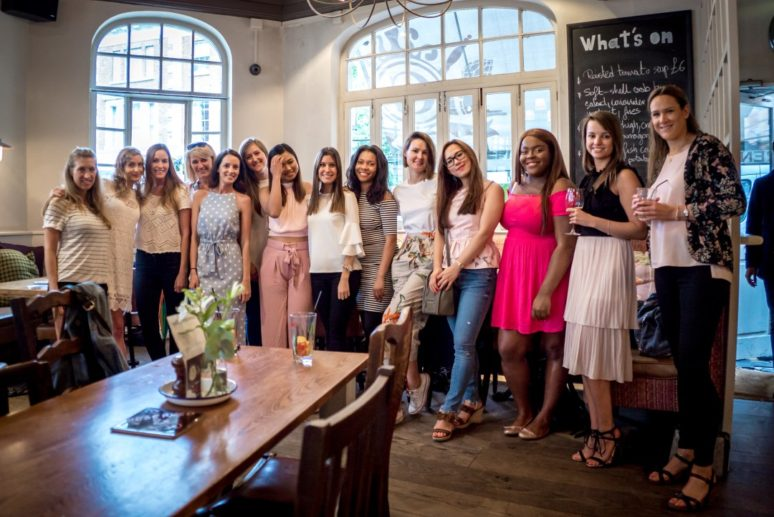We Are Travel Girls London Meet Up
