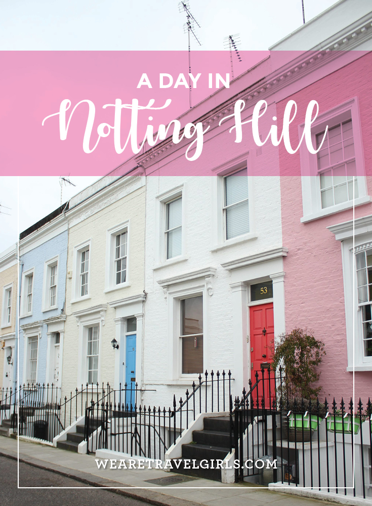 How to spend a day in notting hill