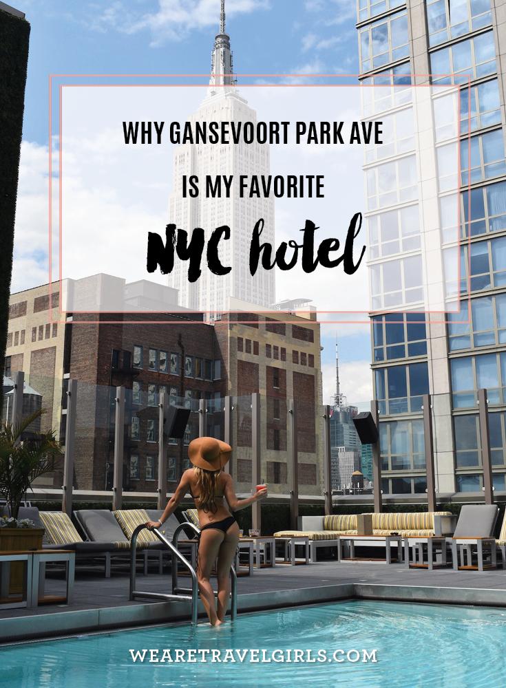 Hotel Review: Gansevoort Park Avenue