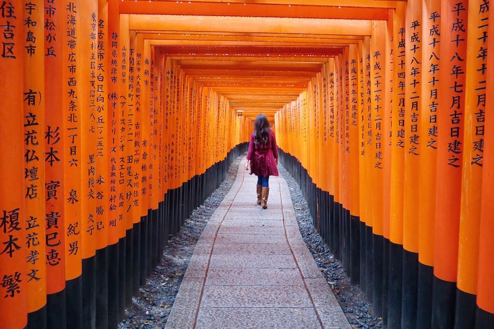 How To Photograph Fushimi Inari Shrine, Japan