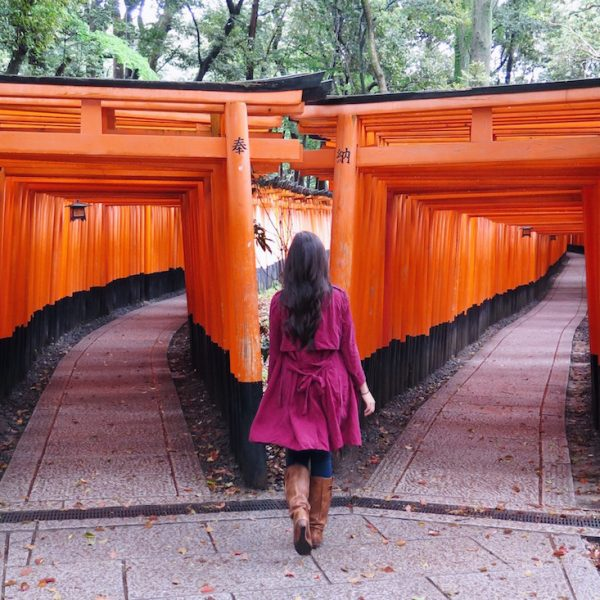 HOW TO TAKE AN INCREDIBLE PHOTO AT FUSHIMI INARI SHRINE