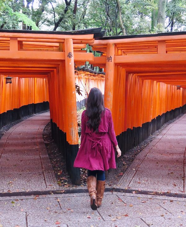 How To Photograph Fushimi Inari Shrine, Japan