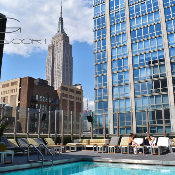 HOTEL REVIEW: GANSEVOORT PARK AVE, NYC