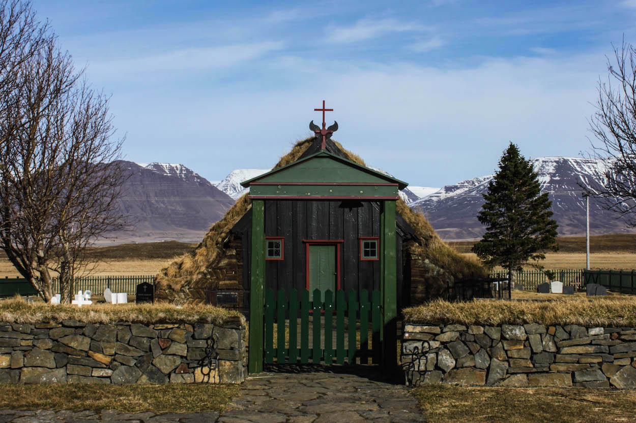 Vidimyrarkirkja, Iceland