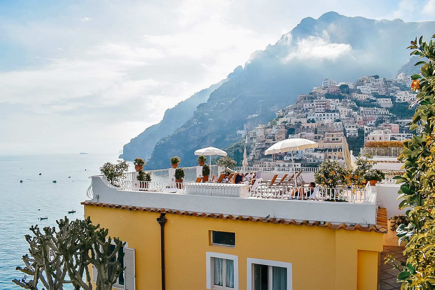 20 Things To Do In Positano