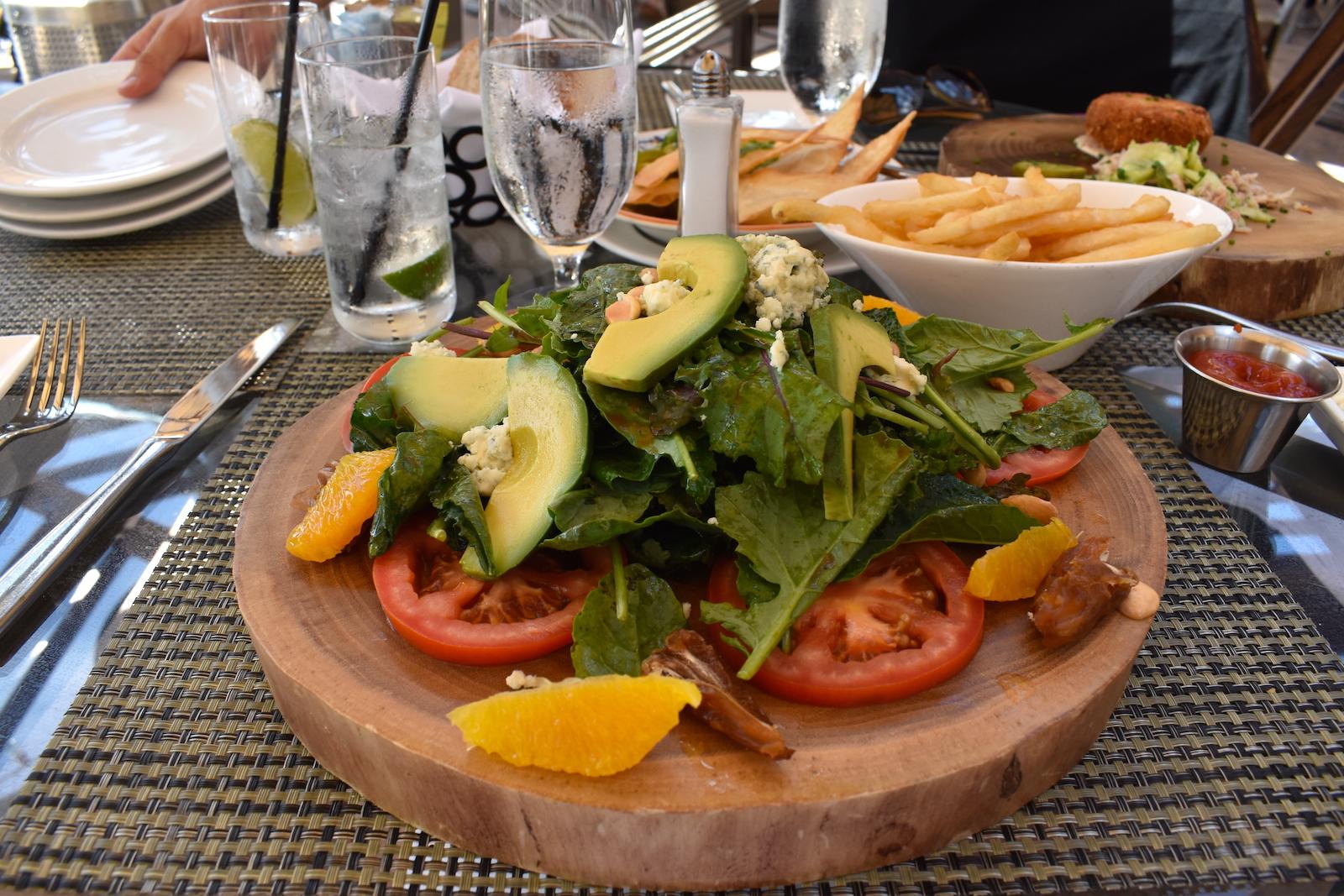 bacara-bistro-food