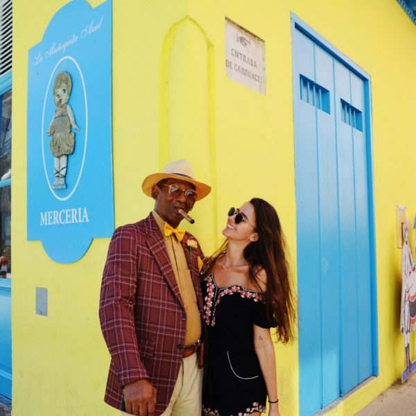 STEP BACK IN TIME TO THE 1950's IN HAVANA, CUBA!