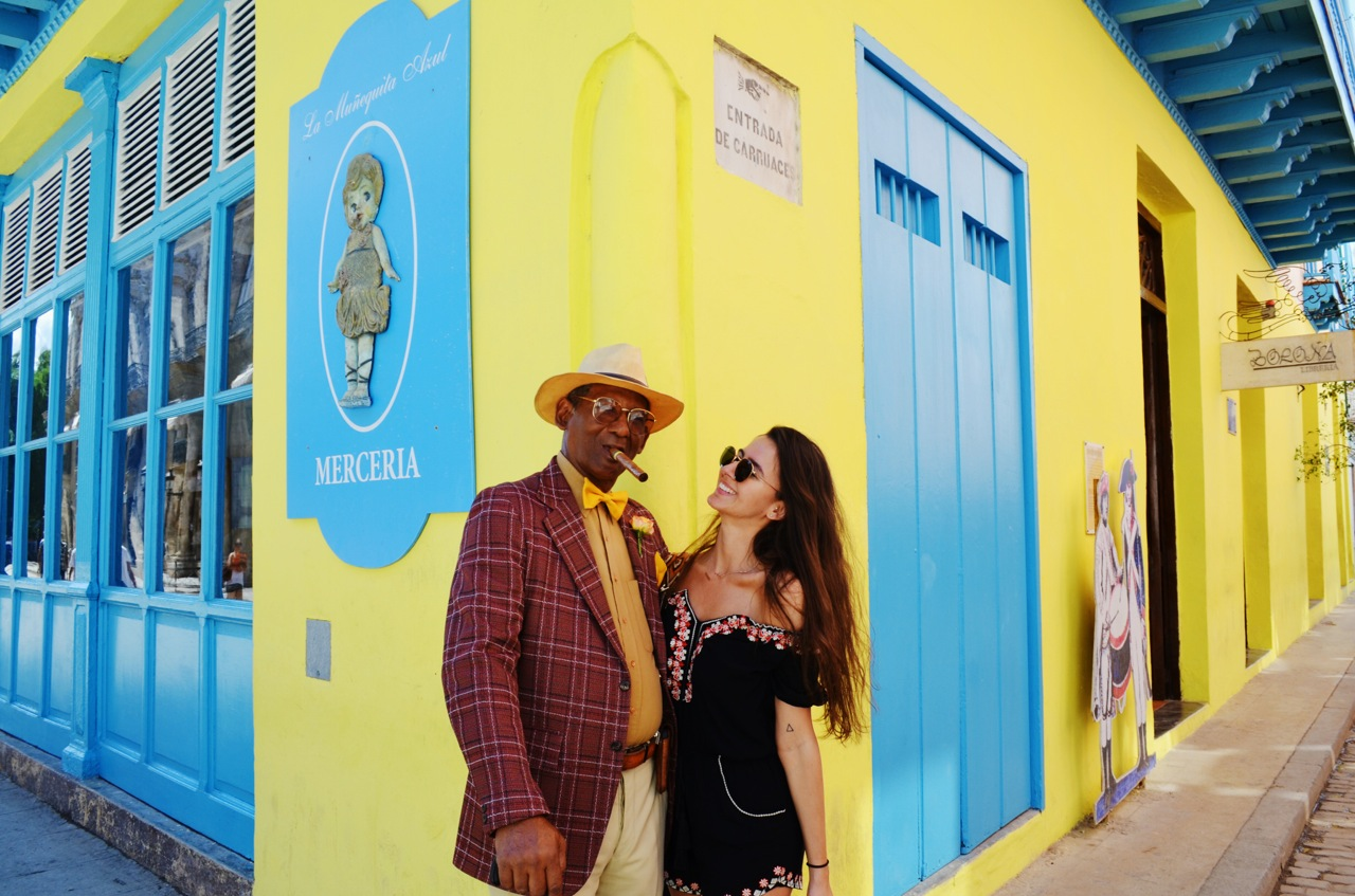 Step Back In Time To The 1950 S In Havana Cuba We Are