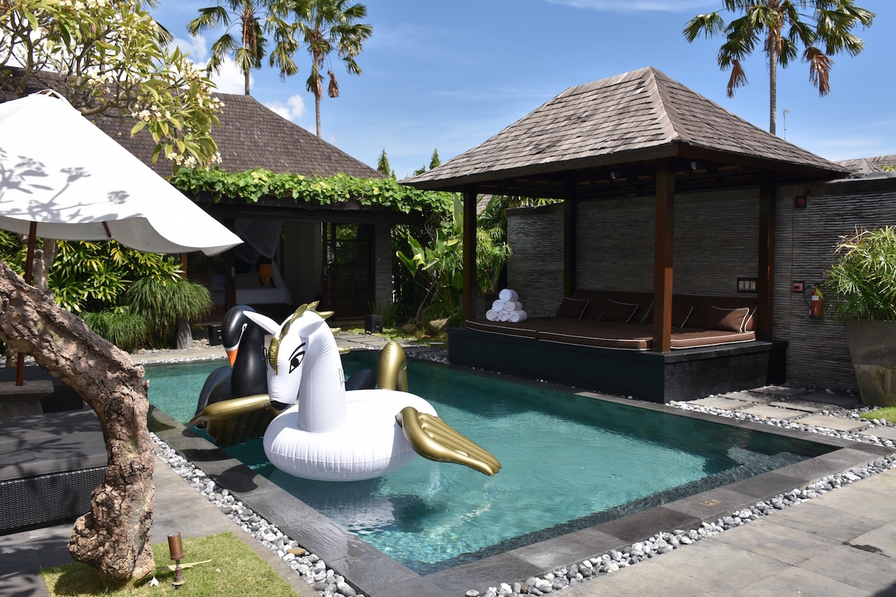 Peppers Seminyak Luxury Villa Review We Are Travel Girls