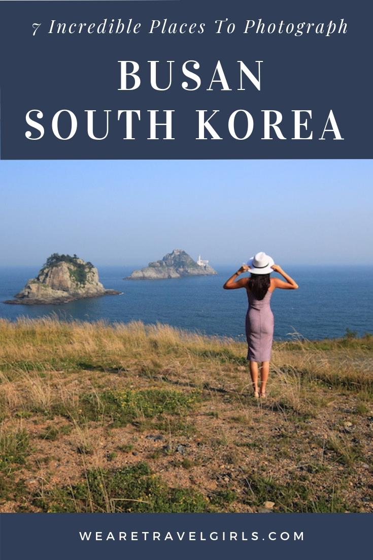 7 INCREDIBLE PLACES TO PHOTOGRAPH BUSAN, SOUTH KOREA