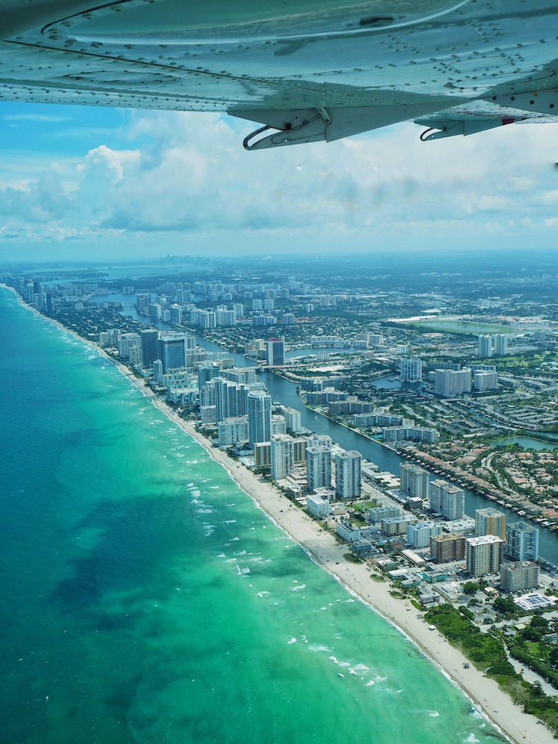 Fort-Lauderdale-From-Seaplane