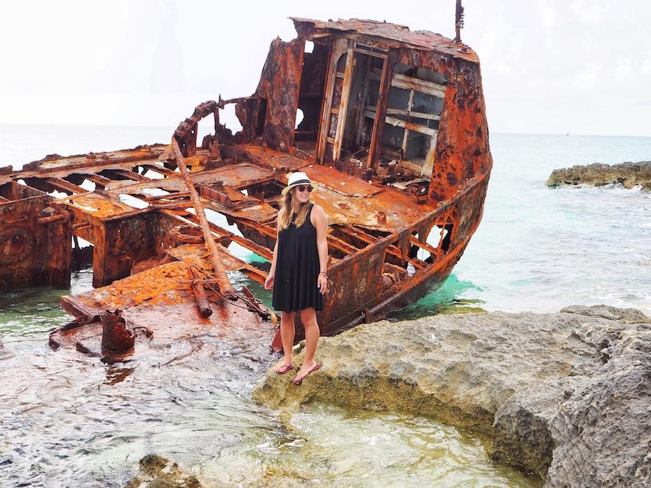 Gallant Lady Shipwreck