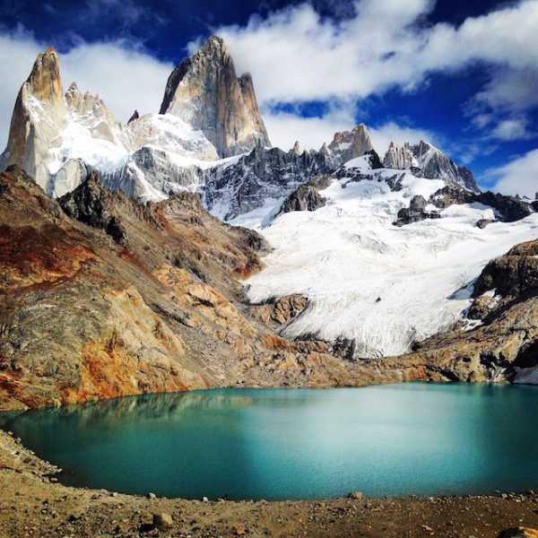 DISCOVERING PATAGONIA