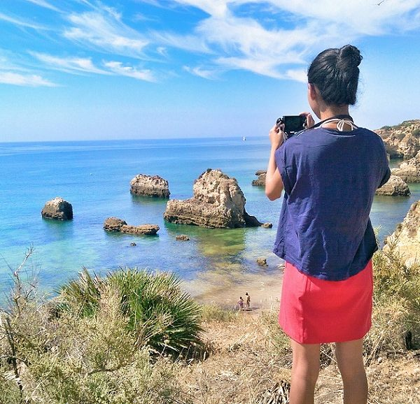 4 COASTAL CLIFF WALKS WITH BREATHTAKING VIEWS IN THE ALGARVE