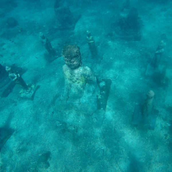 BEYOND BALI – FINDING THE UNDERWATER BUDDHA