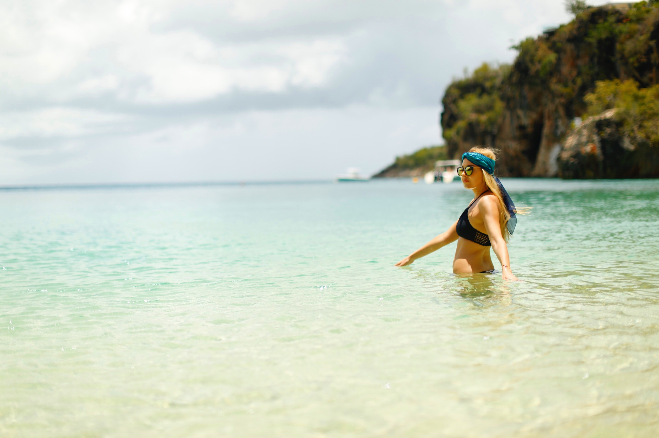 Anguilla's Hidden Beach