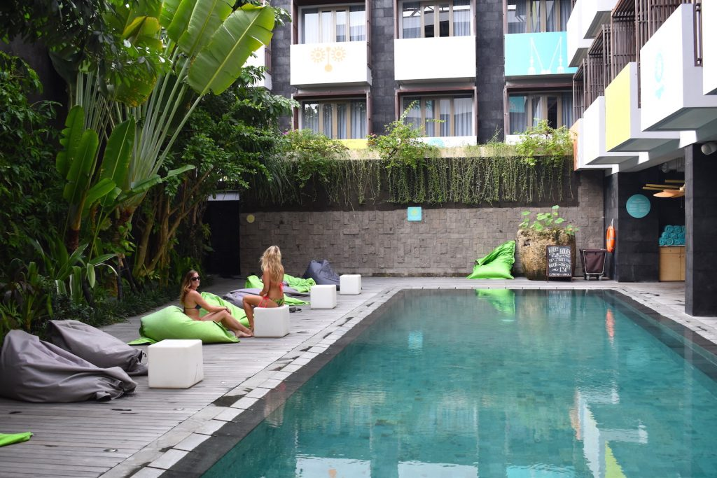 Tijili Seminyak Bali Hotel Review