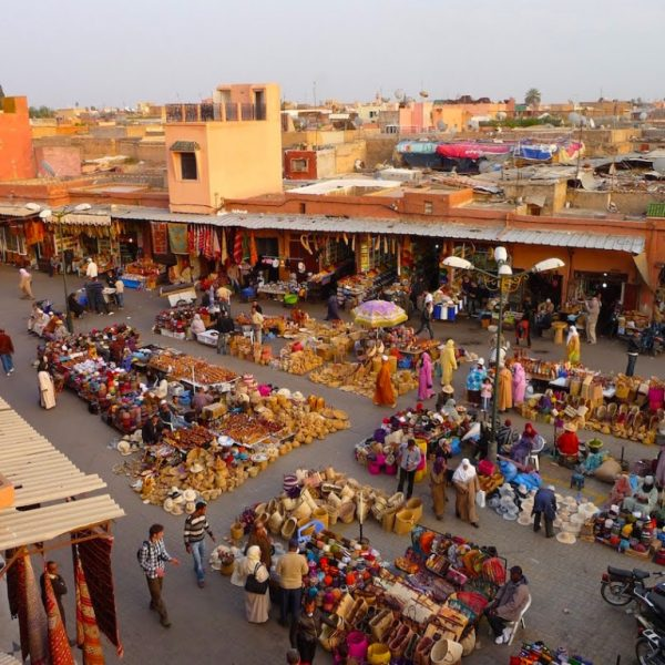 5 THINGS YOU MUST DO IN MARRAKECH