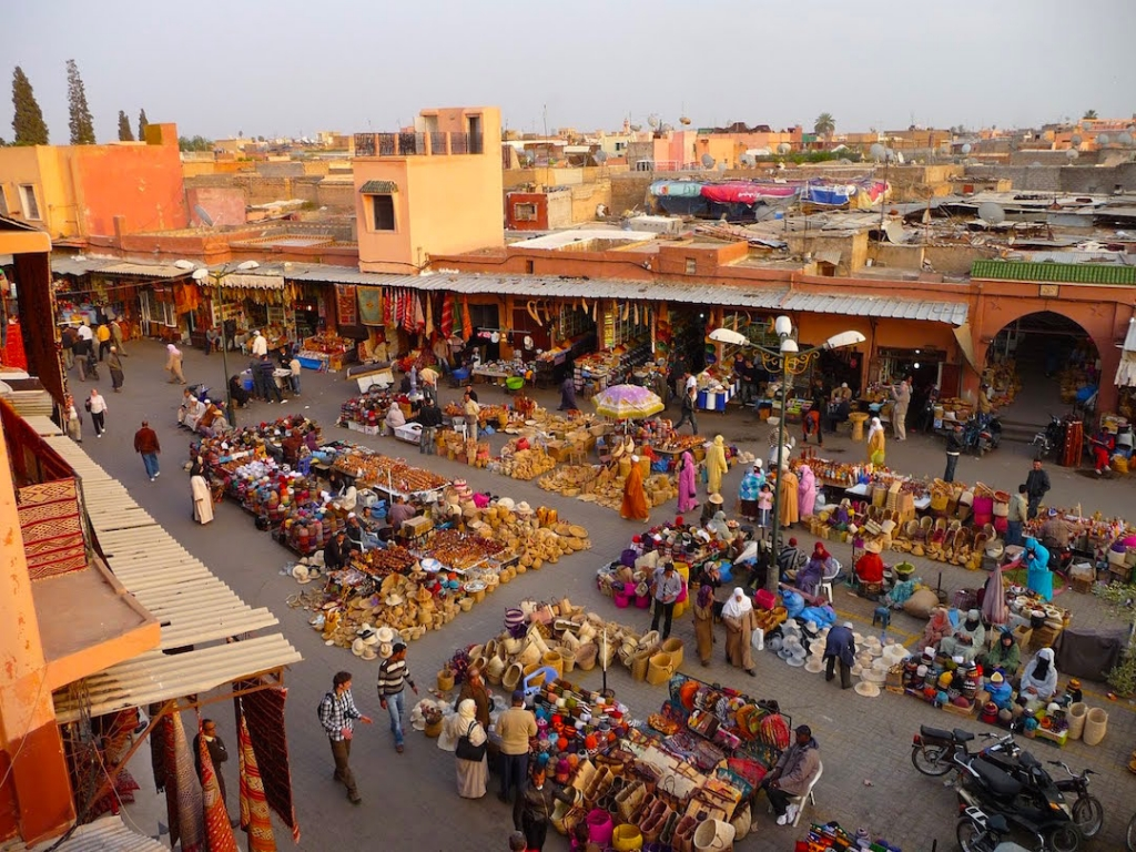 5 Things You Must Do In Marrakesh