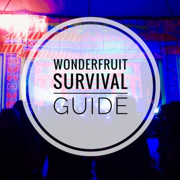 WONDERFRUIT SURVIVAL GUIDE: THIS YEAR'S MUST GO TO MUSIC FESTIVAL