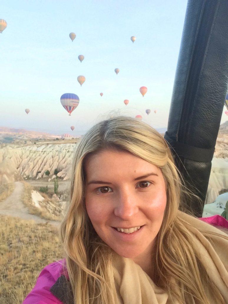 balloon-selfie