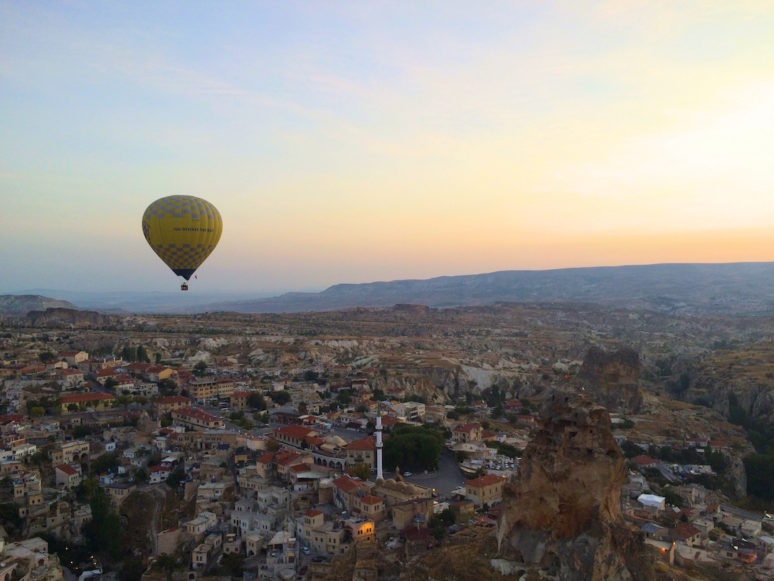 Hot Air Ballooning In Cappadocia We Are Travel Girls