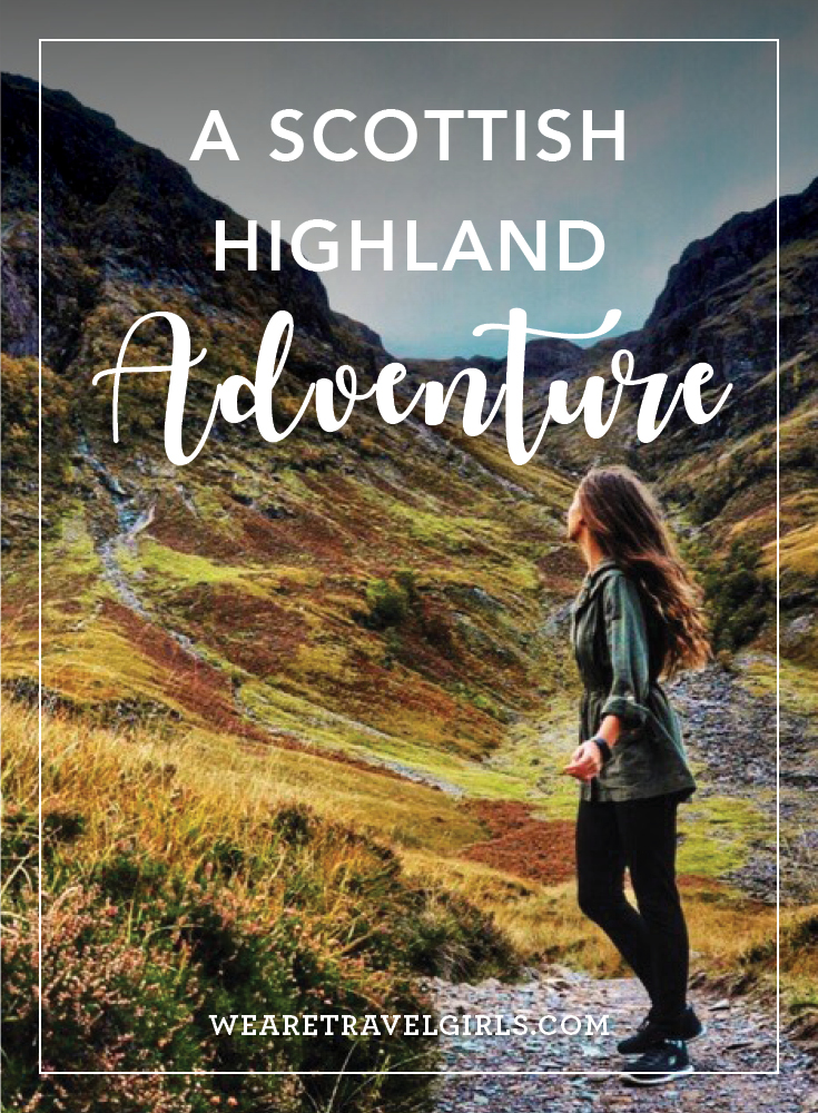 A SCOTTISH HIGHLAND ADVENTURE