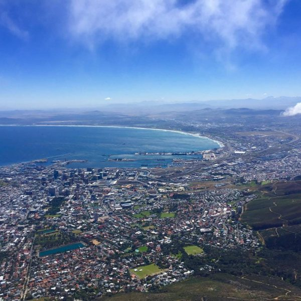 DISCOVERING CAPE TOWN, SOUTH AFRICA
