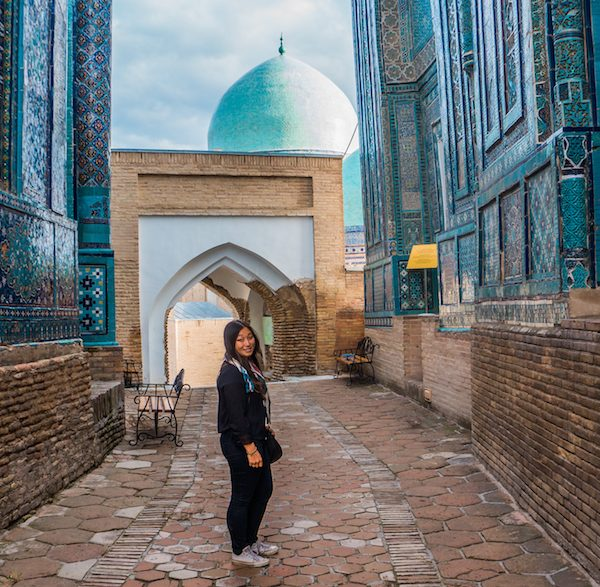 CONQUERING STIGMAS: TRAVELLING SOLO THROUGH THE SILK ROAD