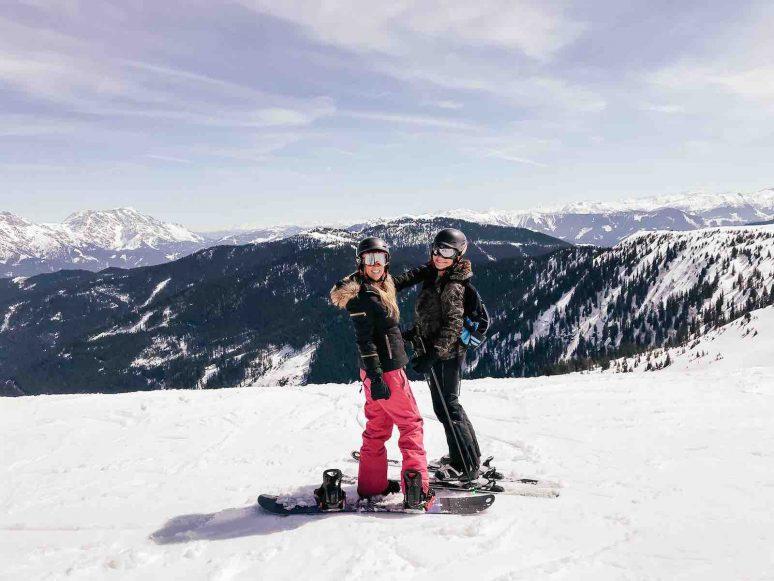 Top 10 Ski Resorts For Female Travelers