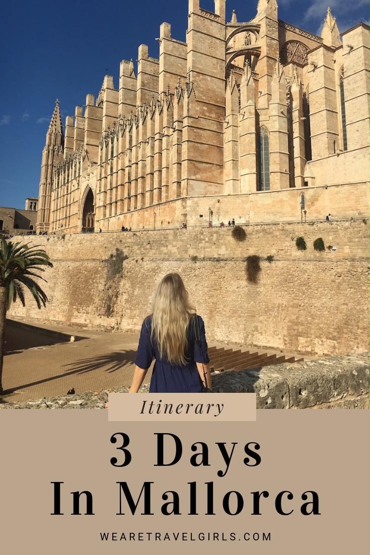 3 days in mallorca