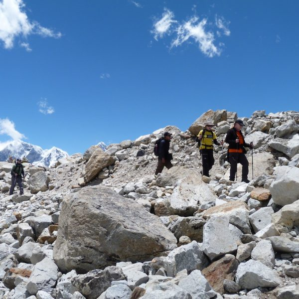A GUIDE TO SURVIVE A TREK TO EVEREST BASE CAMP