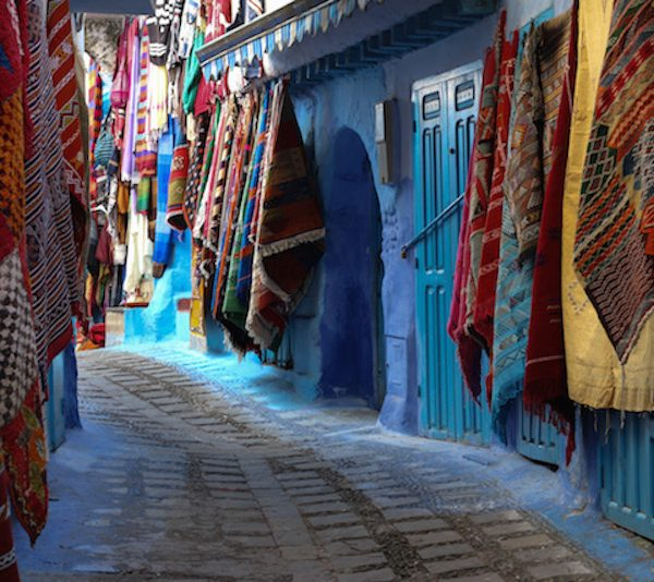 5 REASONS TO GO TO CHEFCHAOUEN, MOROCCO