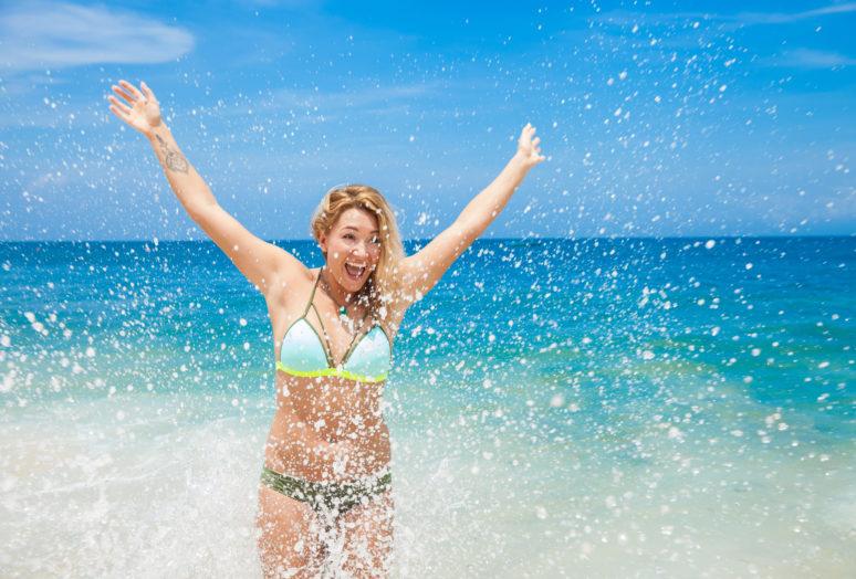 Ladies We Love: Mel Wells Beach Image