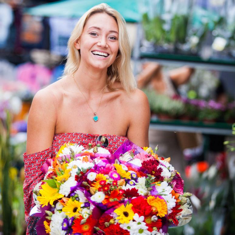 Ladies We Love: Mel Wells Flowers