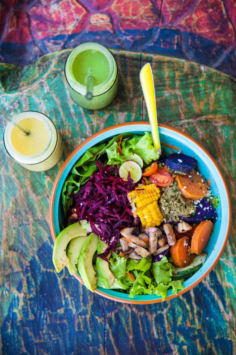 Ladies We Love: Mel Wells Salad