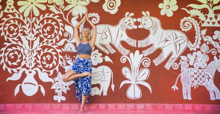 Ladies We Love: Mel Wells Yoga