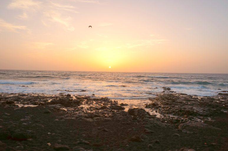 Lanzarote-sunset