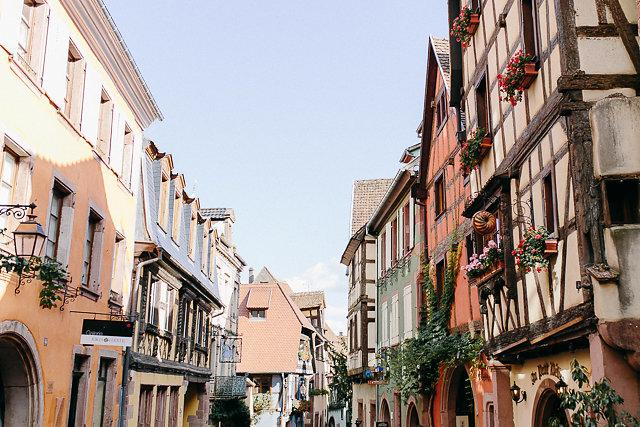 A Fairytale In Alsace, France