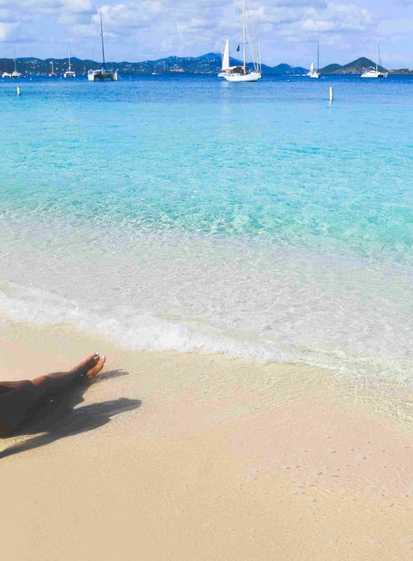 A QUICK GUIDE TO ST JOHN & THE VIRGIN ISLANDS