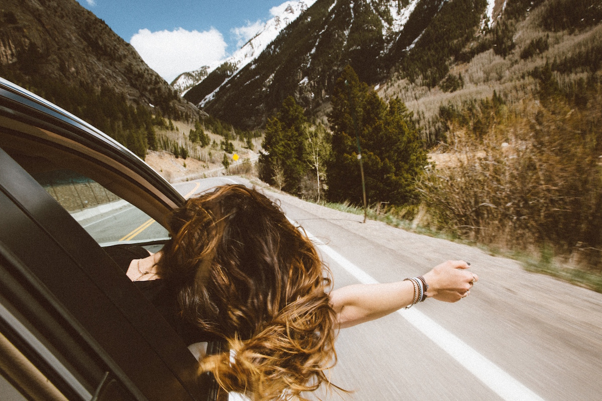Solo Female Travel In The Us