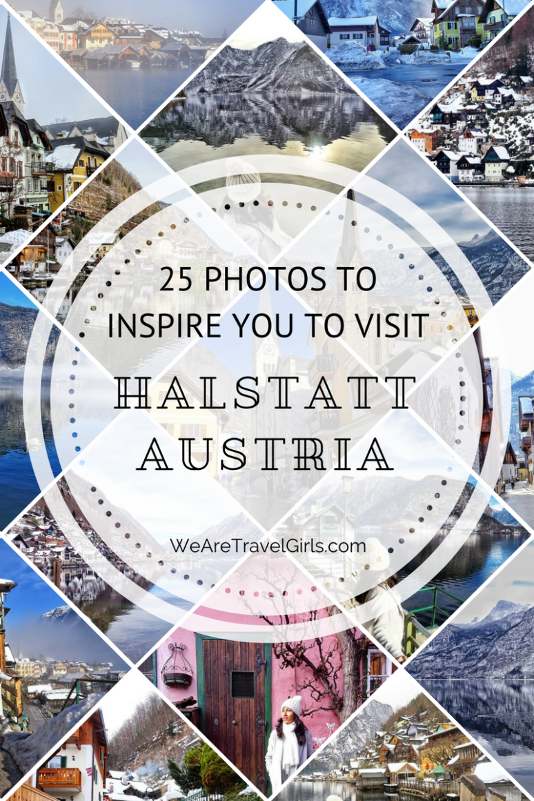 25 FAIRYTALE PHOTOS OF HALSTATT, AUSTRIA