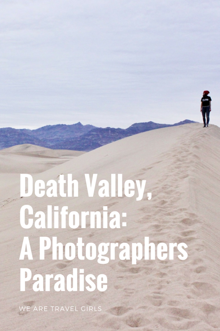 Death Valley, California- A Photographers Paradise Graphic 2