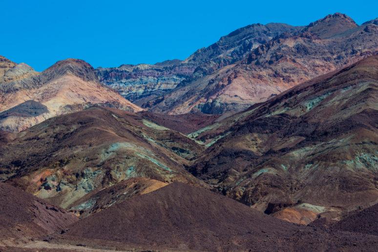Death Valley, California: A Photographers Paradise artist's drive