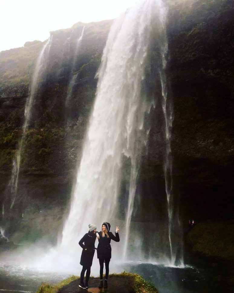 ICELAND- A 3 DAY ITINIERARY IN THE LAND OF FIRE AND ICE Seljalandsfoss-iceland-1