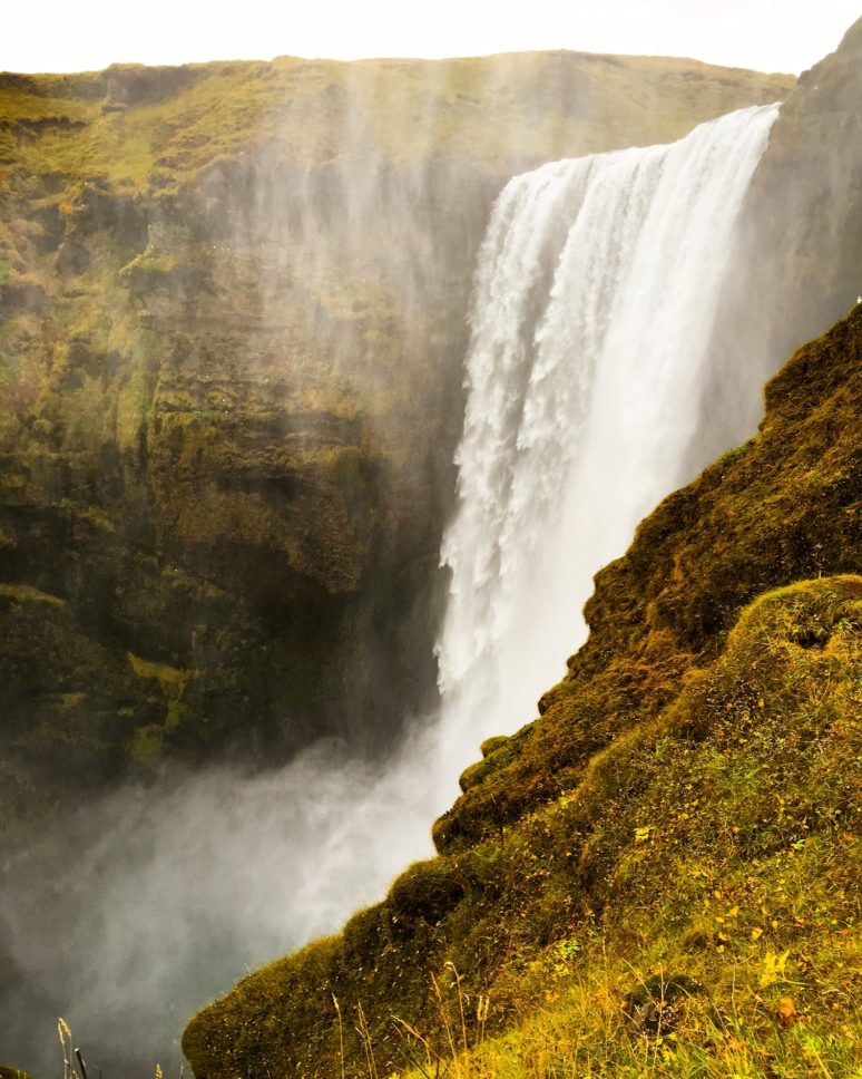 ICELAND- A 3 DAY ITINIERARY IN THE LAND OF FIRE AND ICE Skógafoss-iceland-3
