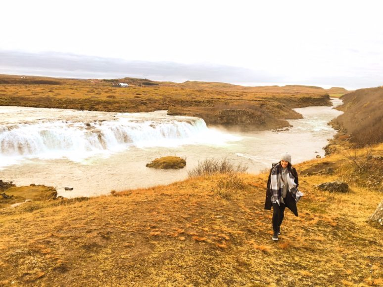 ICELAND- A 3 DAY ITINIERARY IN THE LAND OF FIRE AND ICE faxi-waterfall-iceland