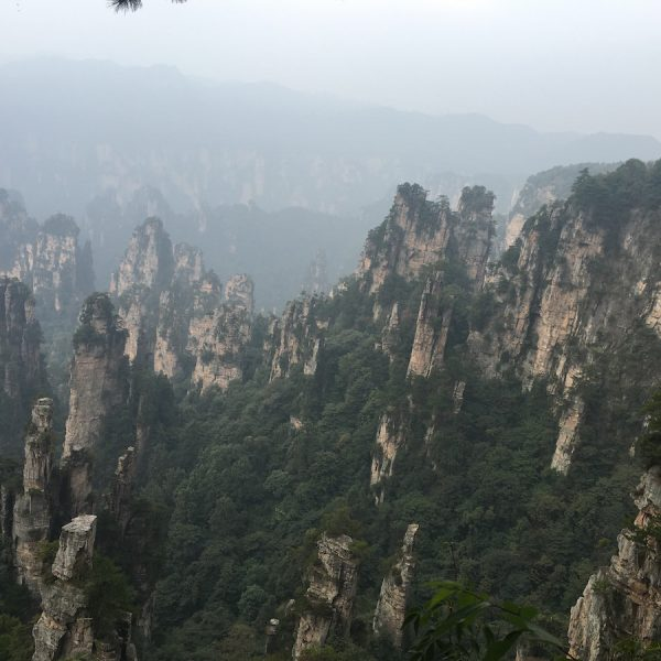 TIPS FOR VISITING ZHANGJIAJIE NATIONAL PARK, CHINA